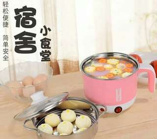 2 Layer Electric Cooker(Ready Stock)