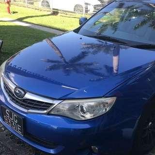 Subaru ver10 1.5 auto