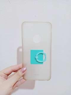 iPhone 6 Plus Case Bening + iRing Tosca
