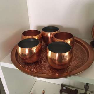 Coppercraft Guild set