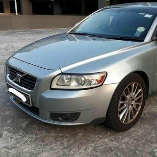 Volvo V50 2.4 auto Station wagon  lelong SG