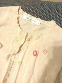 🚚 麗嬰房針織外套(2A)
