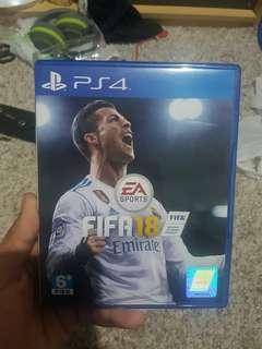 FIFA 2018 PS 4