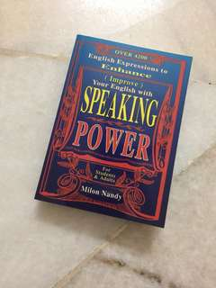 Improve Your English with SPEAKING POWER