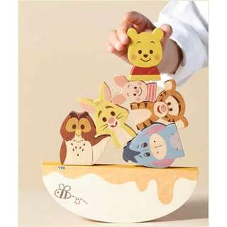 [PO] Disney Japan KIDEA Balance Game Pooh & Friends
