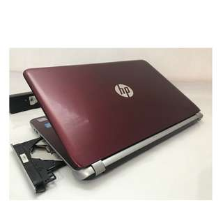 HP Intel core i5-4th gen 2GB NVIDIA Heavy gaming laptop smooth