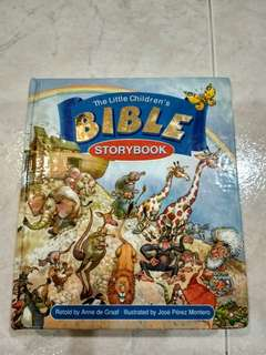 Little children's bible