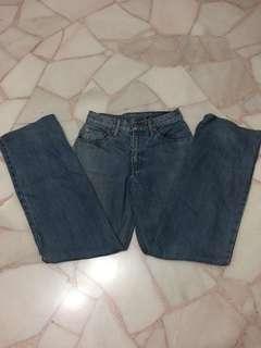 Levi's 521 jeans