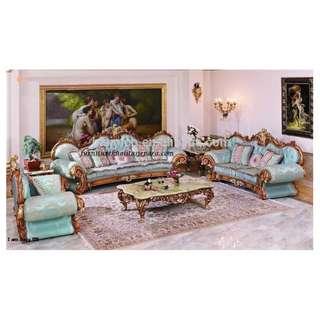 Classic Sofa Tamu Ukir Jepara