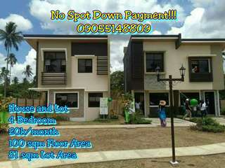 HOUSE AND LOT NEAR TAGAYTAY and Amadeo!! 4 BEDROOM SINGLE HOUSE! NO SPOT DP!!