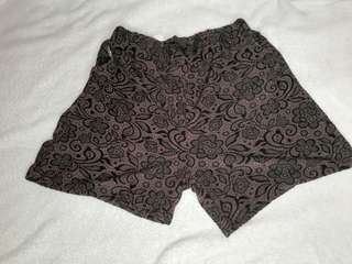 Laced shorts 2
