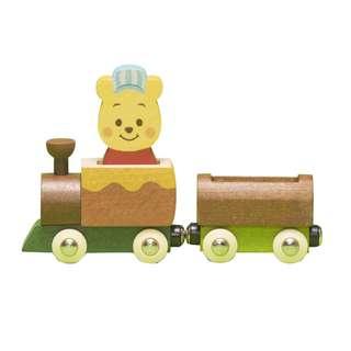 [PO] Disney Japan KIDEA Train Pooh