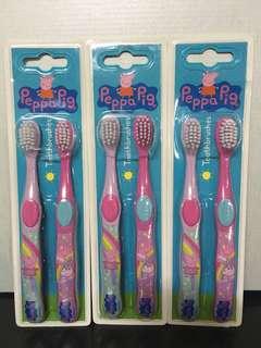 Peppa pig Toddler Toothbrush