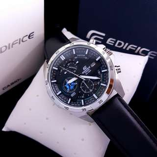 Casio Edifice Leather Original BM