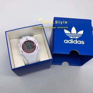 100% Original Adidas Sport Watches Ready Stock