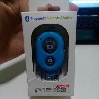 🚚 SH°3C產品》藍牙自拍器(全新-藍色)