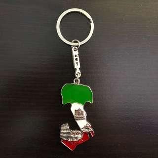 Roma Rome Italy Keychain 🇮🇹