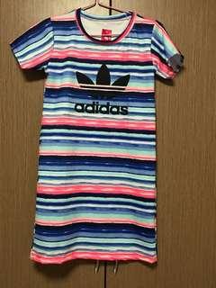 INSPIRED Adidas dress