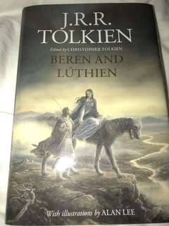 Beren and Luthien (Hard cover)