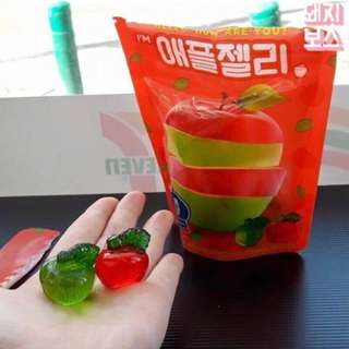 🚚 火紅♥️【期間限定-4D蘋果軟糖】#一百元好物