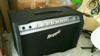Speaker Amplifier merk REGGIO ORIGINAL