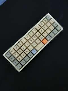 NL-Bullet Planck Keyboard