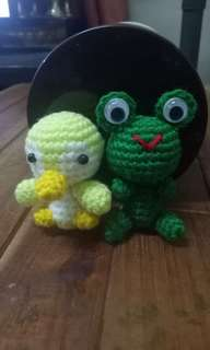 Crochet Soft Toys and Dolls