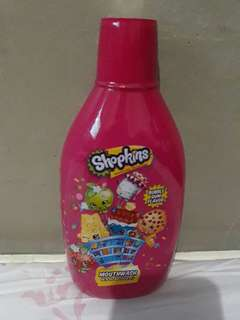 SHOPKINS MOUTH WASH