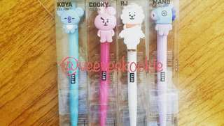 BT21 Line Gel Pen