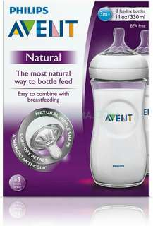 Avent bottle 11oz