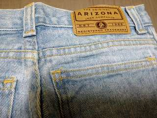 Arizona Jeans loose fit waist 25