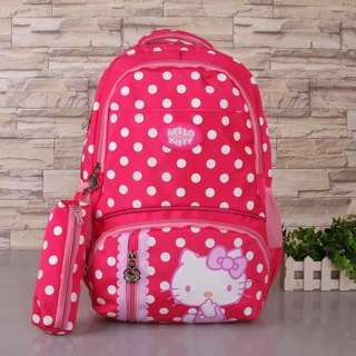 2in1 Hello Kitty Backpack