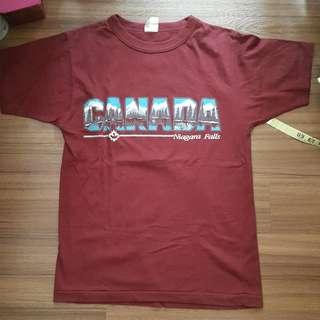 Vintage 80s canada 5050 t shirt