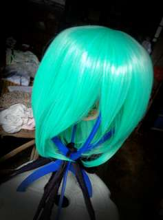 Teal Green - Miku Base Wig and Clip-On