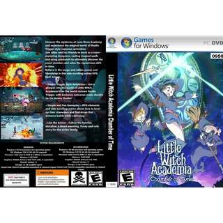 (PC) Little Witch Academia - Chamber of Time