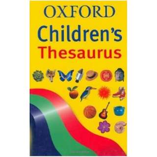 Oxford - Children's Thesaurus