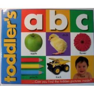 Toddler's ABC - Hardcover