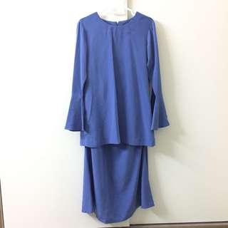 Baju Kurung Moden (FREE POSTAGE)