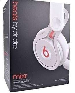 Beats By Dr Dre (White)