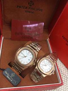 Couple watch(silver)