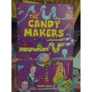 Novel the candy makers