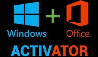 WINDOWS AND OFFICE ACTIVATOR KMS