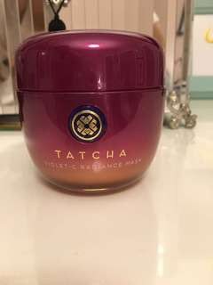 PRICE DROP Tatcha Violet-C Radiance Mask