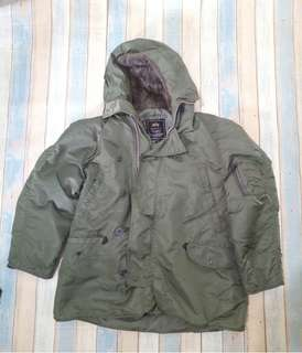 #mausupreme Parka Alpha Industries ORI