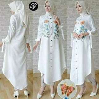 Butterfly long tunik