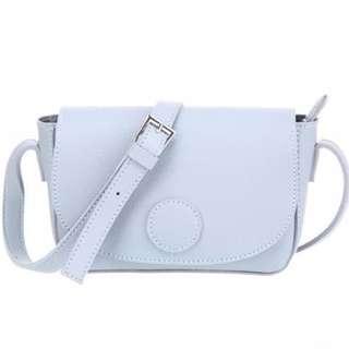 Original Import - Sling Bag One circle Miniso Tas Selempang
