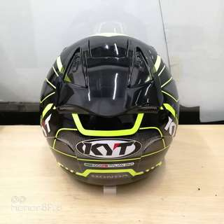 Helmet KYT arrow xxl