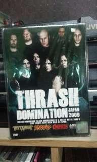 Dvd thrash domination