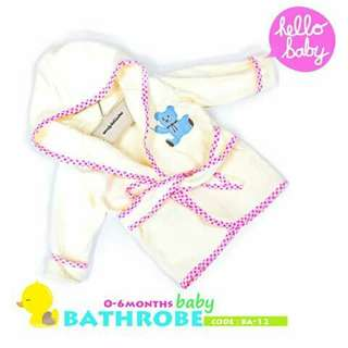 Baby Bathrobe - BA12