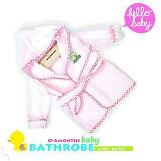 Baby Bathrobe - BA04